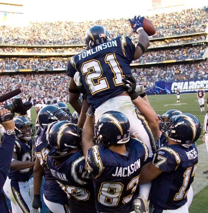 #Chargers: Chargers