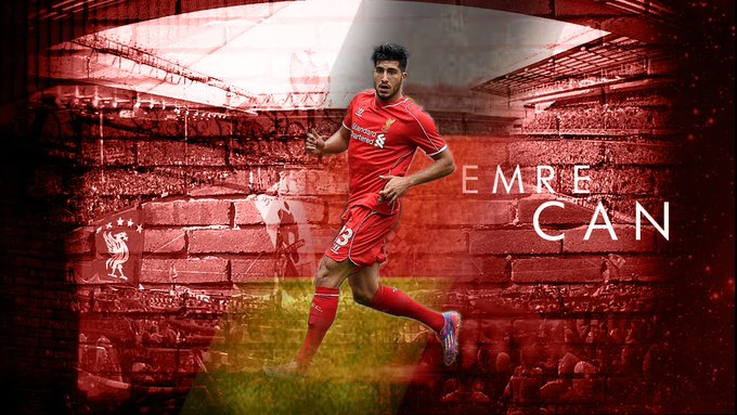 Happy birthday Emre Can