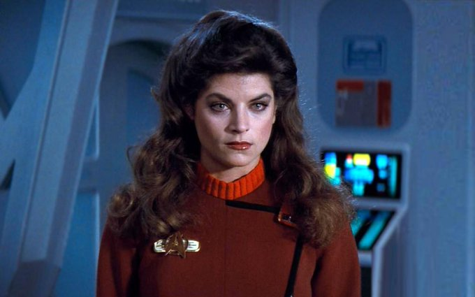 Happy Birthday Kirstie Alley!
