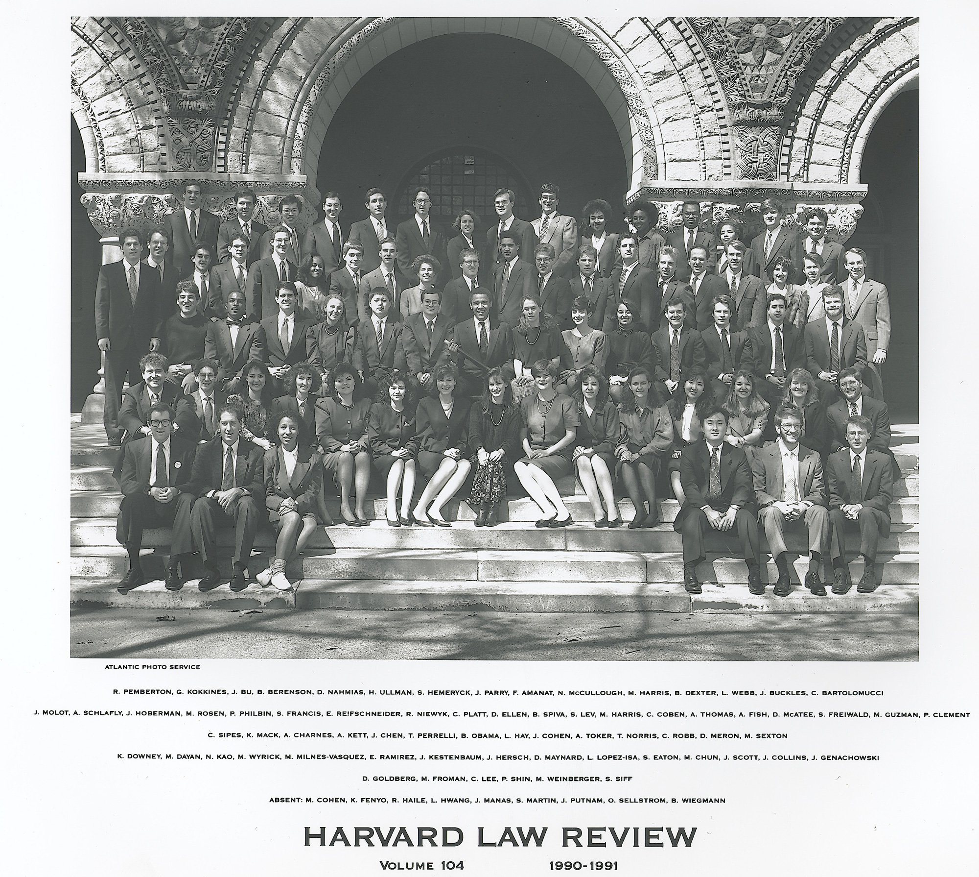 #TBT to @POTUS and his @HarLRev class. Checkout his entry today on #CriminalJusticeReform: https://t.co/31WPQyed72 https://t.co/ya7hwmjlr4