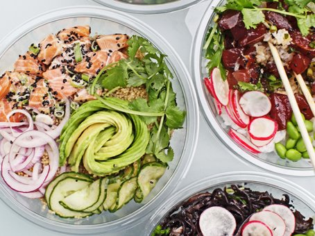 Tombo London's Best Healthy Food with Deliveroo