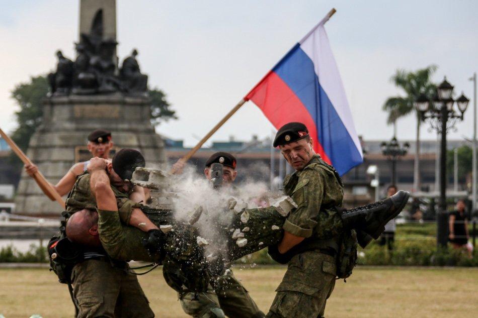 Russian Skills In