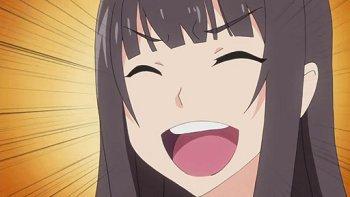 結局、普段好きなキャラの事ばっかり話してんじゃねーか!!「犬神さんと猫山さん」より秋姐さんです。