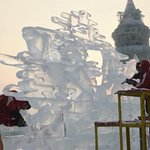 China's Ice and Snow Sculpture Festival has ice slides, winter swimming, ice sculptures' exhibition and muchmore!