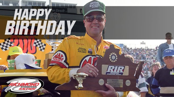 Happy birthday to Handsome Harry Gant!