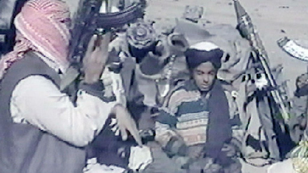 US puts Osama bin Laden's son on terror blacklist
