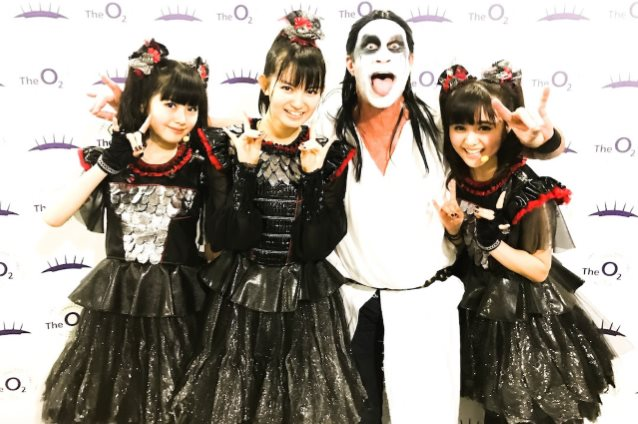 BABYMETAL To Support RED HOT CHILI PEPPERS On Select U.S. Shows https;//t.co/pXXi8wF0oV https;//t...