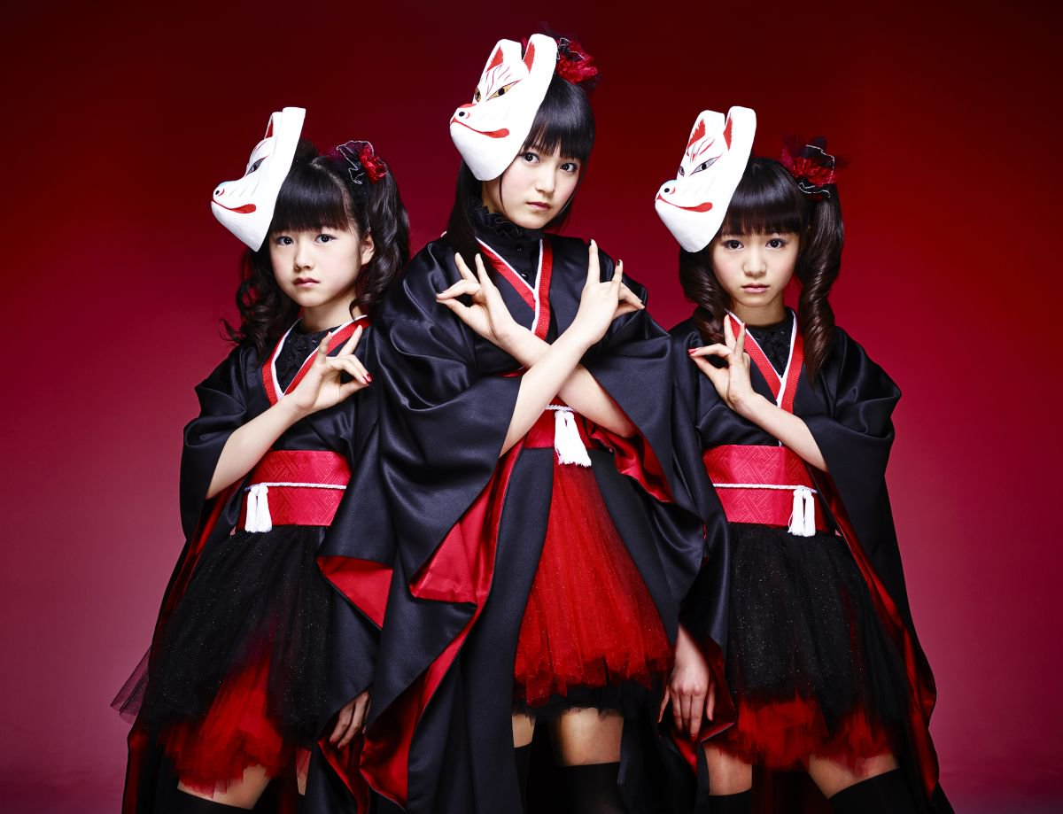 #BABYMETAL to open for Red Hot @ChiliPeppers at select US shows; https;//t.co/BwTDzdVToy https;//...