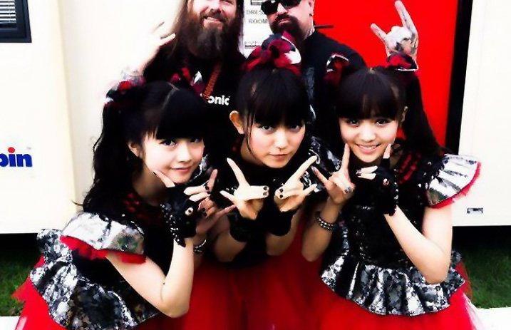 Babymetal announced as support on leg of Red Hot Chili Peppers' U.S. tour; https;//t.co/hNwXvAPvZ...