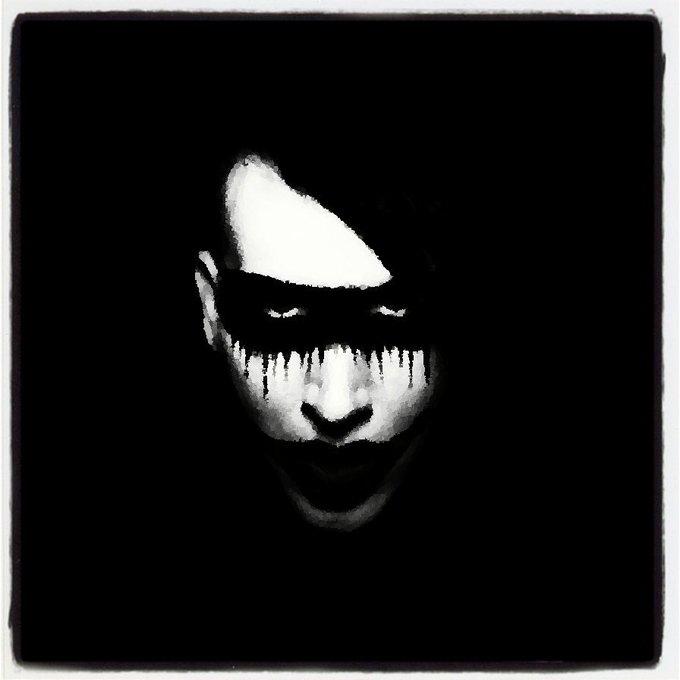 Marilyn Mansons Birthday Celebration Happybday