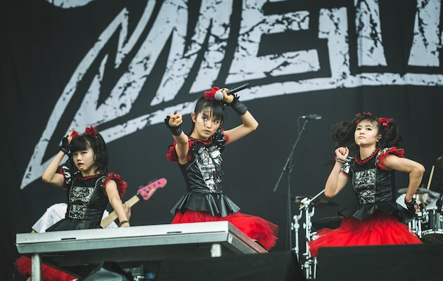 Babymetal to support Red Hot Chili Peppers on US tour https;//t.co/fnJAdl8TeP https;//t.co/JOvR8B...