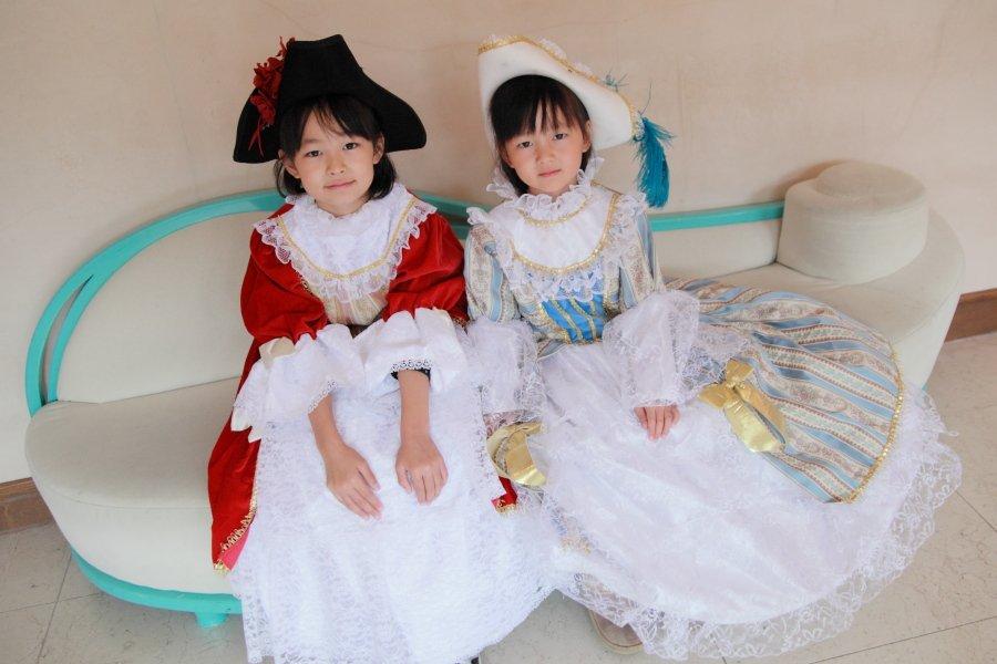 ハコネちゃんにドレスを着せてみたいです! ミヤちゃんだとあまり変わらないかもですが。