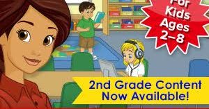 + 2nd Grade Content Available Now Freebies