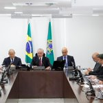 President Temer Meets with Aides to Discuss Prison Massacre in Brazil
