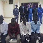 Sudan frees 25 S. Sudanese death-row inmates