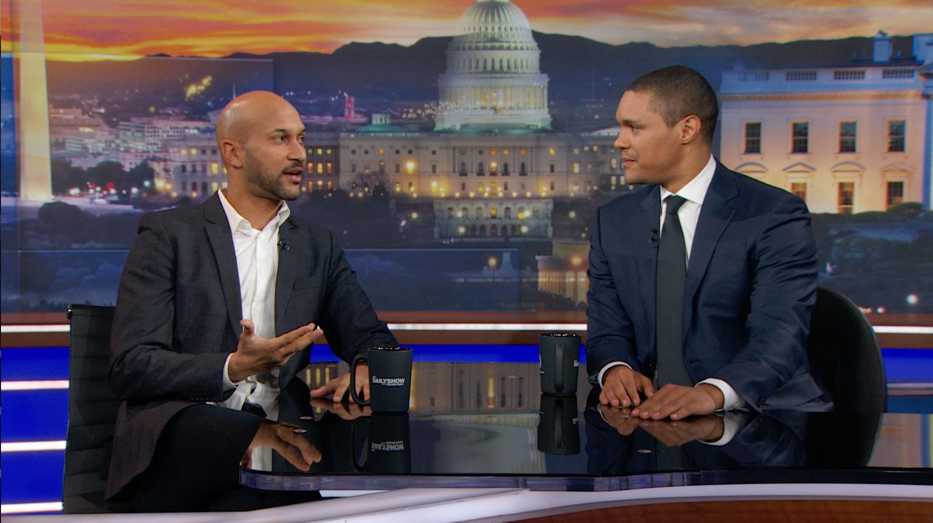 EXCLUSIVE: Tonight at 11/10c, Key and Peele return with one final address from President Obama and Luther, his anger translator. https://t.co/IoBsl5G08j