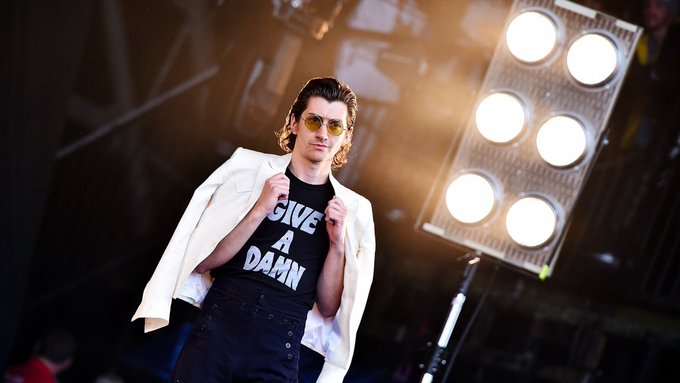 Happy Birthday \Alex Turner\ Band: Arctic Monkeys Age: 31