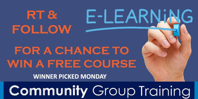 Be in with a chance to win a Role of a Treasurer online course! freebiefriday competition