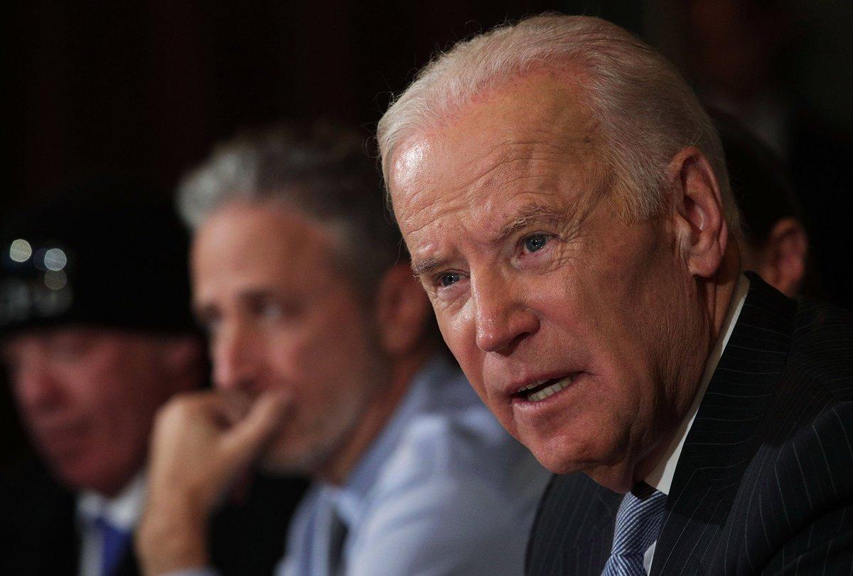 Joe Biden tells Donald Trump to 'grow up' and 'be an adult'
