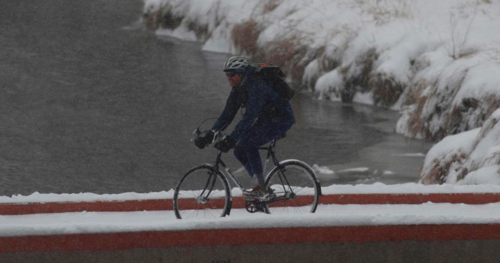 As a winter storm pounds Utah, Colorado, it eyes Georgia, Alabama and North Carolina