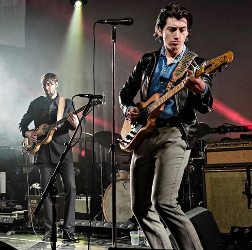 Happy birthday Mr. Alex Turner, 31 today!