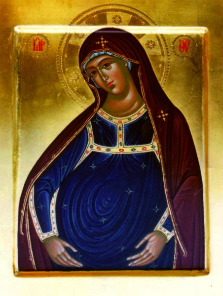романтично какой святой отвечает за беременность истории России