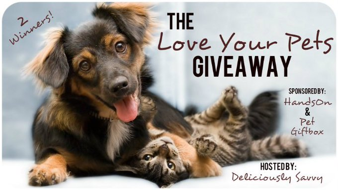 Love Your Pet Giveaway