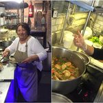 Savour home-cooked food by grandmas from around the world at this Italian eatery!