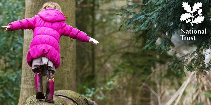 freebiefriday Win a day out with the National Trust this January