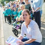 Parents fear road outside school is an accident waiting to happen