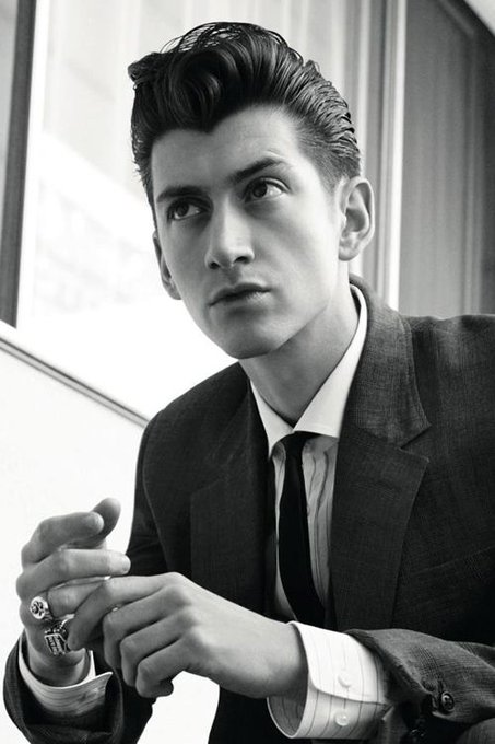 Happy birthday to the masterpiece that is alex turner <3