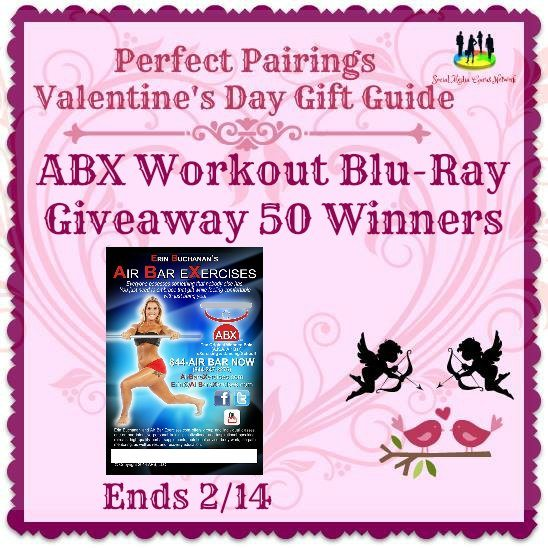 ABX Workout Blu-Ray Giveaway 50 Winners Ends 2/14 @Supergirldoyoga #SMGN