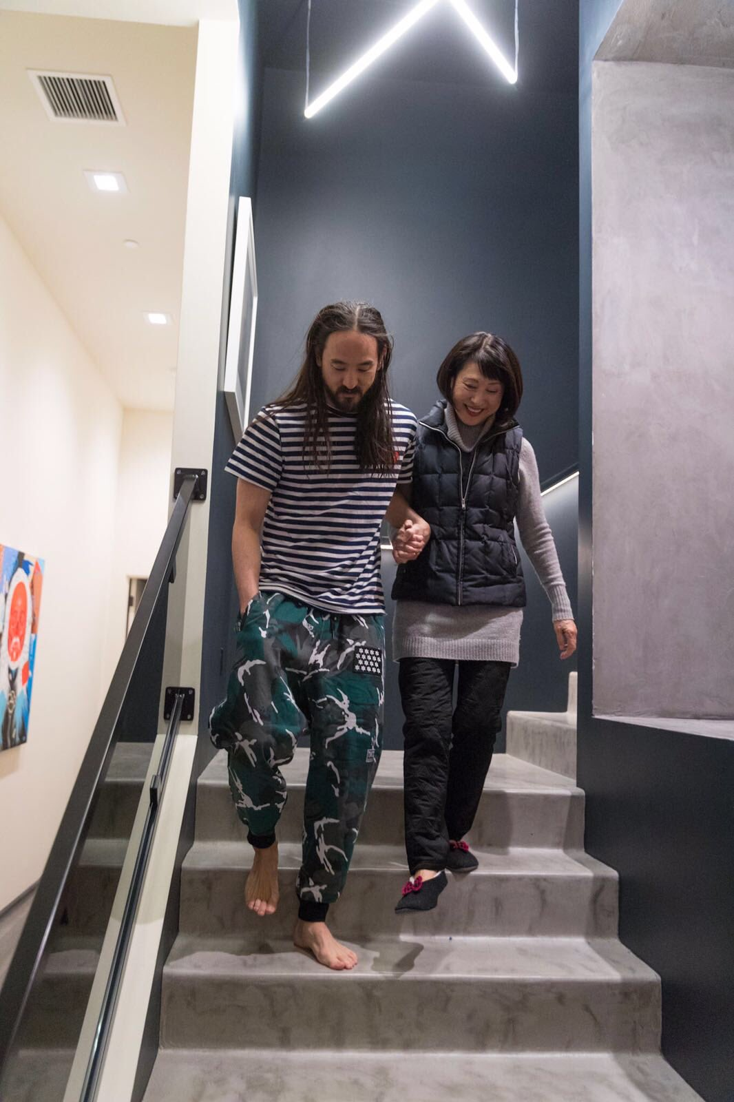 Me and my mama https://t.co/z2zDC0hyE2