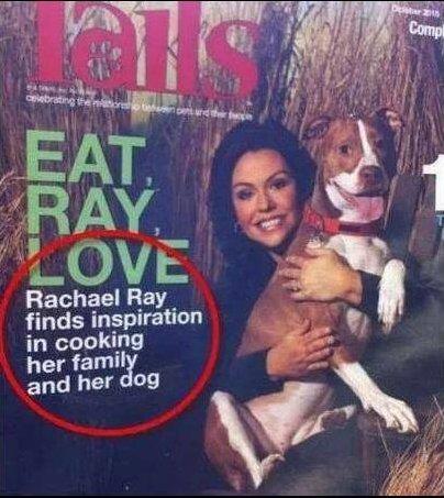 The best non-comma mishap ever. @rachaelray @rachaelray https://t.co/s12YKGnvAy