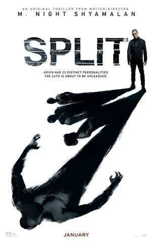 ENTER TO WIN: 'Split' Prize Pack #Giveaway