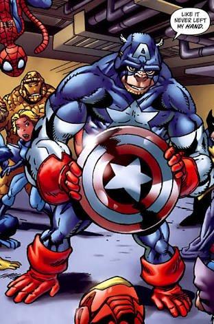 ディスク・ウォーズ参戦希望エイプスのゴリラ・キャプテン・アメリカも、ディスク・ウォーズ:アベンジャーズの続編に初登場して