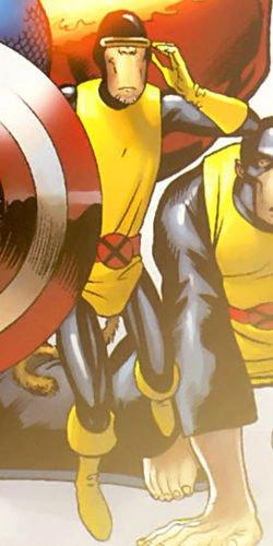 ディスク・ウォーズ参戦希望X-SIMIANSのサイクロップス・モンキーも、ディスク・ウォーズ:アベンジャーズの続編に初登