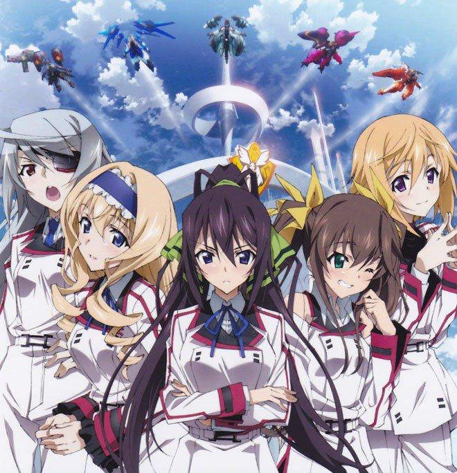 そうか…IS<インフィニット・ストラトス>のアニメ1期は昨日で、魔法少女まどか☆マギカのTVシリーズは今日で