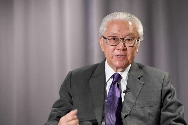 President Tony Tan Keng Yam on state visits to Cambodia and Laos