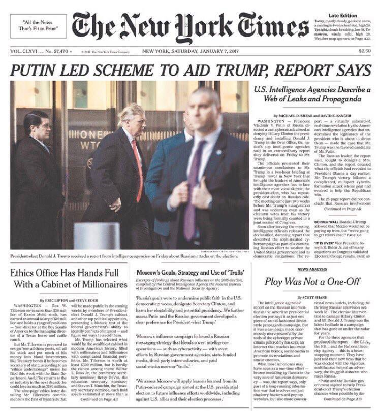Unfathomable and unforgivable that it took this long, but the @nytimes FINALLY gets page 1 right. It took this.