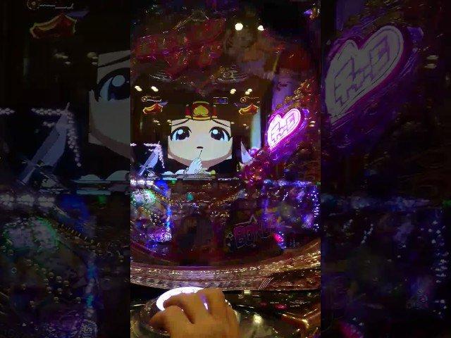 【パチンコ動画】【モモキュンソード3】マッチ売りの桃子リーチ 直当たり【パチンコ】