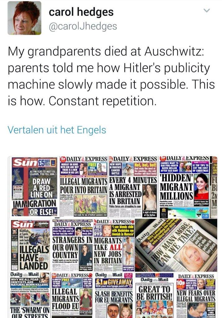 Waarom ik me er druk om maak, zie Britse pers (en bijgaande tweet) (via @AndSimonSaid) https://t.co/p8KGHMU3wc