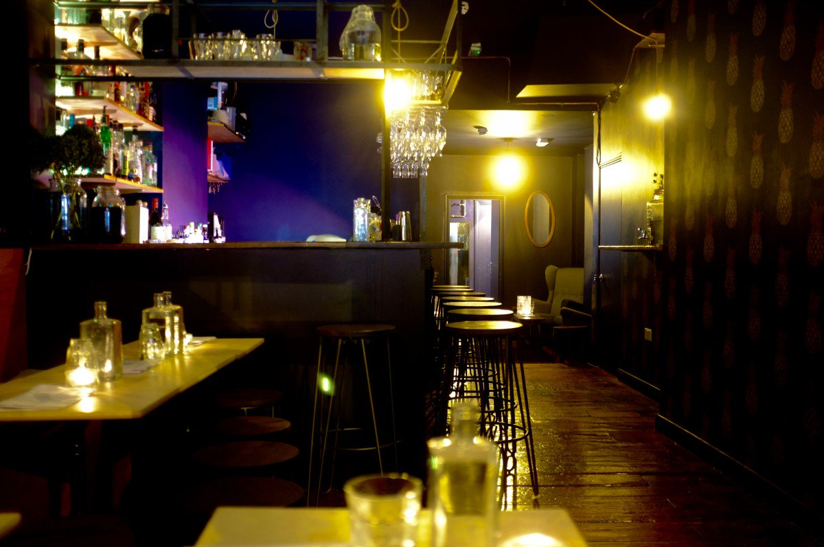 Every Cloud London's Craziest Bars