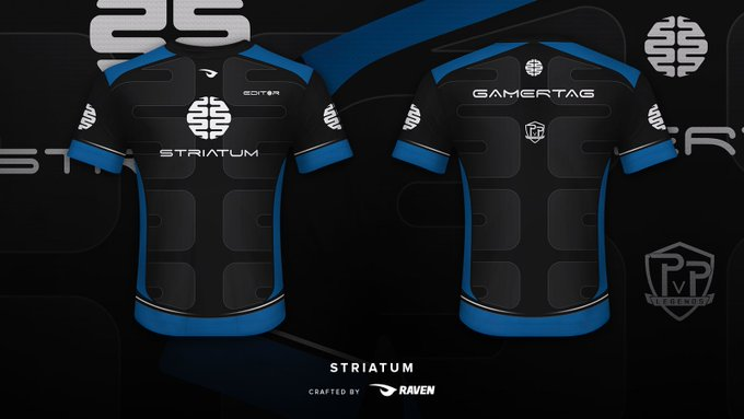 Official Striatum Jersey Giveaway!