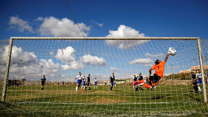 Opinion: FIFA must take action on Israeli settlement clubs writes @aubbloomfield