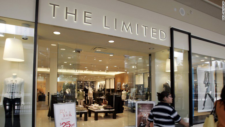 Women's clothing retailer The Limited shuts down all its stores. https://t.co/Yo5OfOQ4Yx https://t.co/JMSZA16BhR