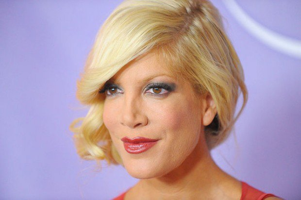 Tori Spelling shares her Portland biscuits, gets snowed in at Mt. Shasta