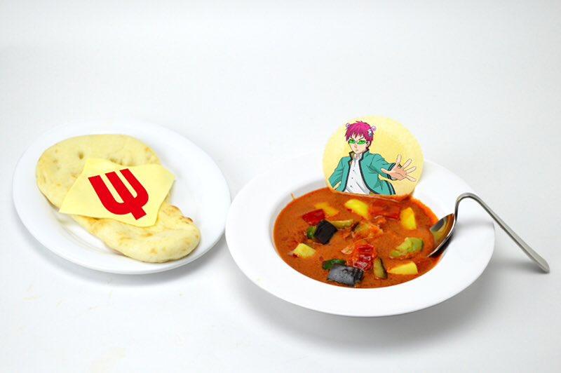 「斉木楠雄のΨ難 in J-WORLD TOKYO」明日1/9(月・祝)まで!曲がったスプーンや、ラーメンのケーキ!?な