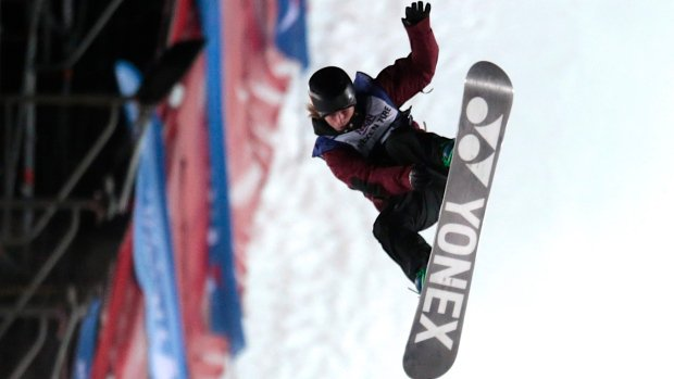 Canadian Antoine Truchon wins silver in big air at snowboard World Cup