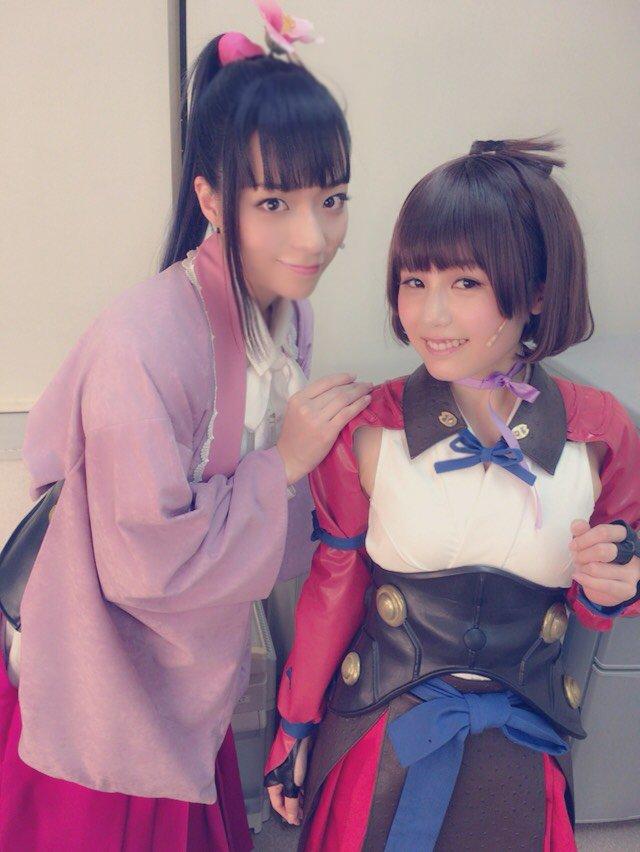 本日、舞台「甲鉄城のカバネリ」は、3公演ございます皆様のご乗員お待ちしております菖蒲、無名さん